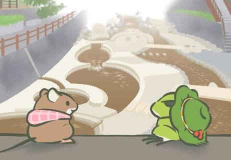 """从云南旅游回来啦,这几天朋友圈被一只称为治愈系的小青蛙刷爆,你的""""蛙儿子""""回来了吗?"""