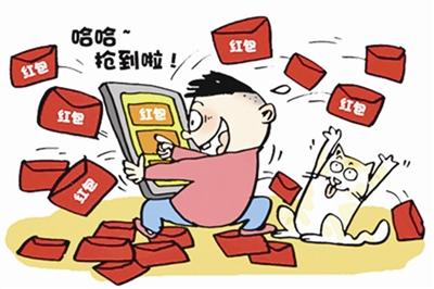 千米红包是真的吗?手机每天都可以免费抢红包,轻松挣零花钱